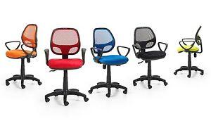 Silla escritorio juvenil Silla de oficina | eBay