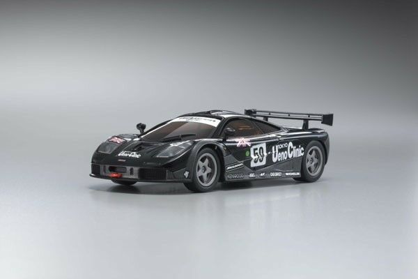 KYOSHO Dnano ASC MM McLaren F1 GTR Kokusaikaihatsu 1 43 DISPLAY MODEL, DNX505U