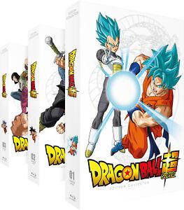 ★ Dragon Ball Super ★ Intégrale de la Série TV - 3 Coffrets Collector [Blu-ray]