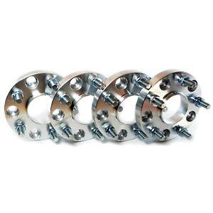 NUEVO-4x-24mm-ALU-RUEDA-ESPACIADOR-para-DODGE-RAM-1500-2002-2010