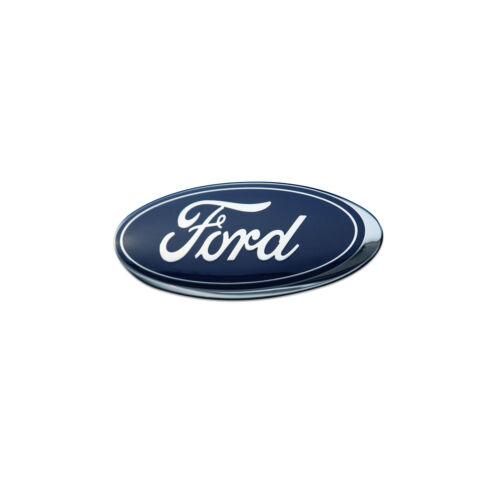 FOR Ford Blue Radiator Grille Emblem Badge 1141163