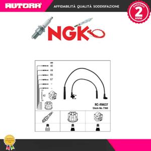 7368-Kit-cavi-accensione-Renault-Megane-1-4-96-gt-MARCA-NGK-NTK
