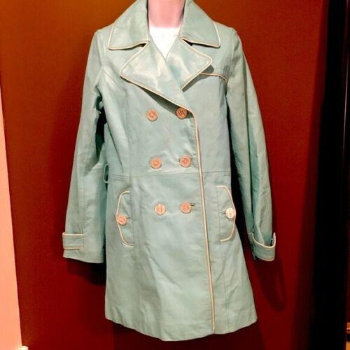 Wilsons Leather Turquoise Jacket