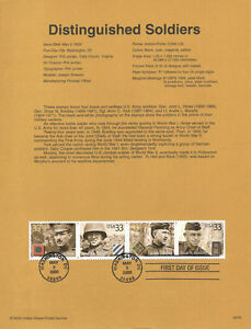 0018-Distinguished-Soldiers-3393-3396-Souvenir-Page
