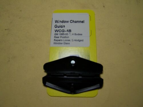 1985-1993 GM C /& H BODIES WINDOW CHANNEL GUIDE REAR POSITION