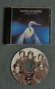 FAITH NO MORE Angel Dust SPECIAL FESTIVAL EXPORT PICTURE CD 13 tr 1992 TVD93363