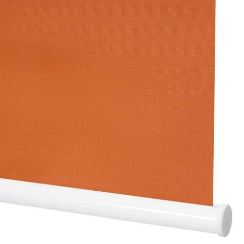 Store Store mcw-d52 Fenêtre Rollo Rollo protection solaire 120x230cm Orange