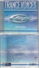 CD--NM-SEALED-VARIOUS -2004- - DOPPEL-CD -- TRANCE VOICES VOL.11