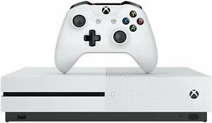 Microsoft Xbox One S 1TB Video Game Console EU Import Same as US Spec!