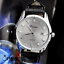 Vintage-Stainless-Steel-Calendar-Dial-Leather-Men-039-s-Business-Quartz-Wrist-Watch