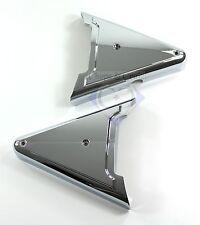 Abdeckung Achse/Schwinge - verchromt - Suzuki C/VLR 1800 Intruder
