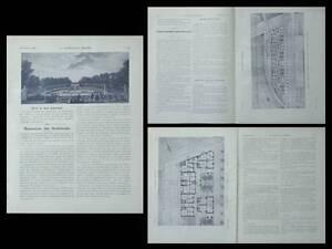 2019 Nouveau Style La Construction Moderne -n°22-1920-lyon, Avenue Jaures, Michel Roux-spitz Sans Retour