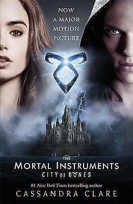 1 of 1 - The Mortal Instruments : City of Bones Movie Tie-in by Cassandra Clare...