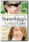 Something's Gotta Give - DVD Region 1