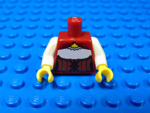 X 1 TORSO FOR THE FORTUNE TELLER SERIES 9 PARTS 9 LEGO-MINIFIGURES SERIES
