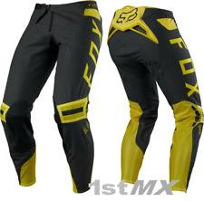 Fox Racing Flexair Preest Dark Yellow Motocross Offroad Race Pants Adult 34