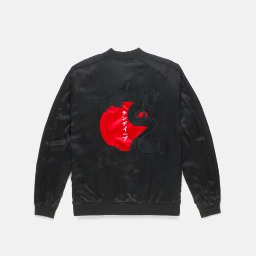 $219.99 10 Deep Men Dragon Souvenir Jacket black