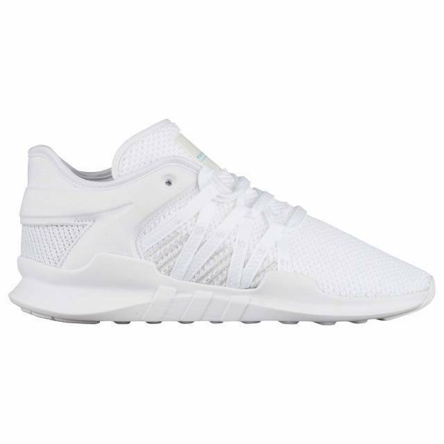 258901131c adidas Originals Women EQT Racing ADV W Triple White US Size 7 By9796