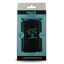 Exspect Whatever It Takes Leather iPhone 3G Slip Case (Armani) Black