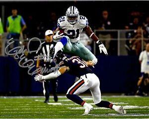 "Ezekiel Elliott - Dallas Cowboys ""Jump"" Autographed Signed 8x10 Photo REPRINT"