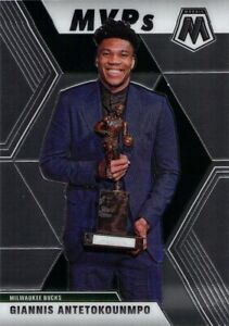 Giannis-Antetokounmpo-2019-20-MOSAIC-MVPs-Base-Card-297-Milwaukee-Bucks-NBA-MVP