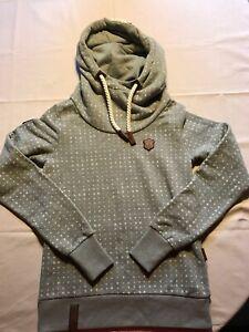 Naketano Sweat Pulli *grau* Grey Melange Darth XS*S*M*L Pullover Sweatshirt *NEU