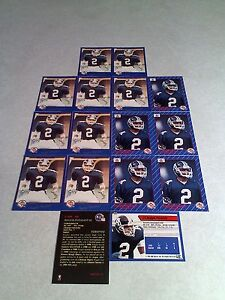 Reggie-Pleasant-Lot-of-24-cards-3-DIFFERENT-Football-CFL