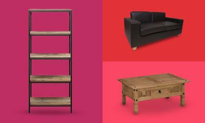 Living Room Furniture from £49.99