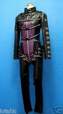 Mass Effect Asari Huntress Purple ver  Cosplay Costume Custom Made  < Lotahk >