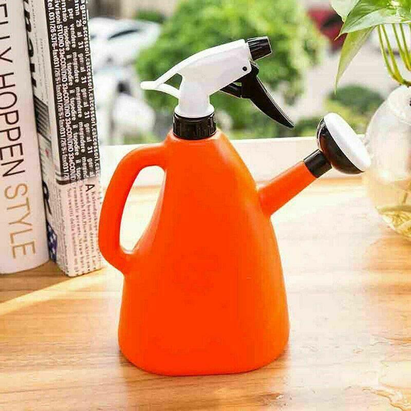 2 in 1 Adjustable Pressure Kettle Sprayer For Watering Indoor Garden Plants