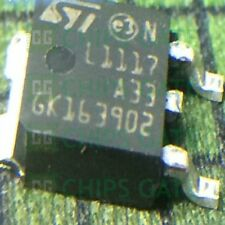 5PCS LD1117ADT33TR IC REG LDO 3.3V 1.2A D-PAK LD1117T33TR 1117 LD1117 new
