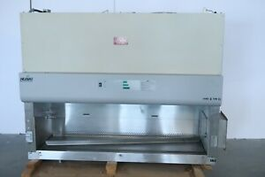 Nuaire 6 Nu 427 600 Class Ii Type B1 Biohazard Safety Cabinet Laminar Flow Hood Ebay