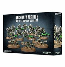 Warhammer 40K Necron Warriors  NEW