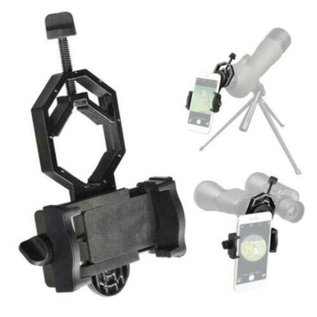 Telescope Phone Bracket Adapter Mount Adapter For Binocular Monocular Microscope