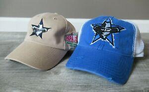 Dallas Desperados Adjustable Hat Cap Lot Arena Football League Afl Ebay