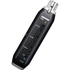 Shure X2U XLR to USB Microphone Adapter