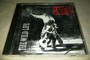 Slaughter-The-Wild-Life-CD