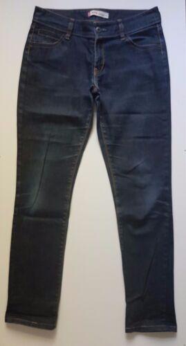 Ladies L Straight W 41 Levis '' 32 Fit '' Jeans Taglia HfwnTxqpO
