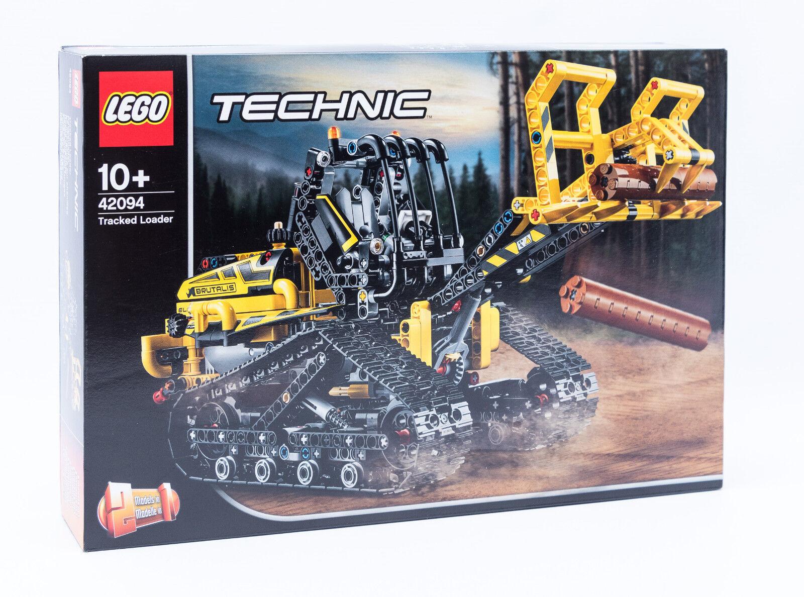 Lego 42094 - Technic – Raupenlader oder Raupenkipper 2 Modelle in 1 NEU   OVP