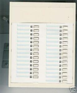 Siemens HiCom Set T 29 Funktionstaste<wbr/>n Terminal NEU OVP