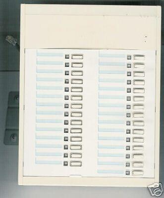 Siemens HiCom Set T 29 Funktionstasten Terminal NEU OVP