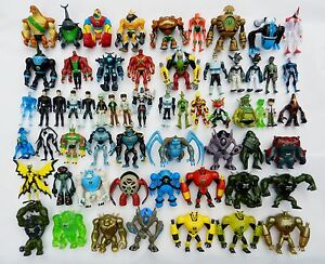Ben 10 Action Figures 10cm Choice Of 220 Omniverse Haywire Ultimate