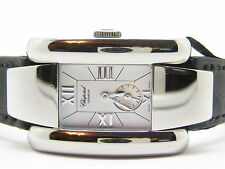 Chopard La Strada Stainless Steel Ladies Used Watch Quartz Model 705501