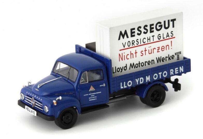 Autocult atc11003-bordgward b1500 pick up lkw-geruomoy - 1955 1 43