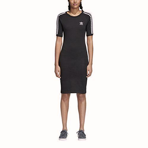 ADIDAS ORIGINALS 3 STRIPES  BODYCON  DRESS  BNWT SIZE LAST FEW