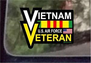 ProSticker-1051-One-4-034-Vietnam-Veteran-Air-Force-Decal-Sticker-US-Service