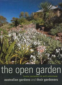 OPEN-GARDEN-Australian-Gardens-Louise-Earwaker-amp-Neil-Robertson-GOOD-COPY