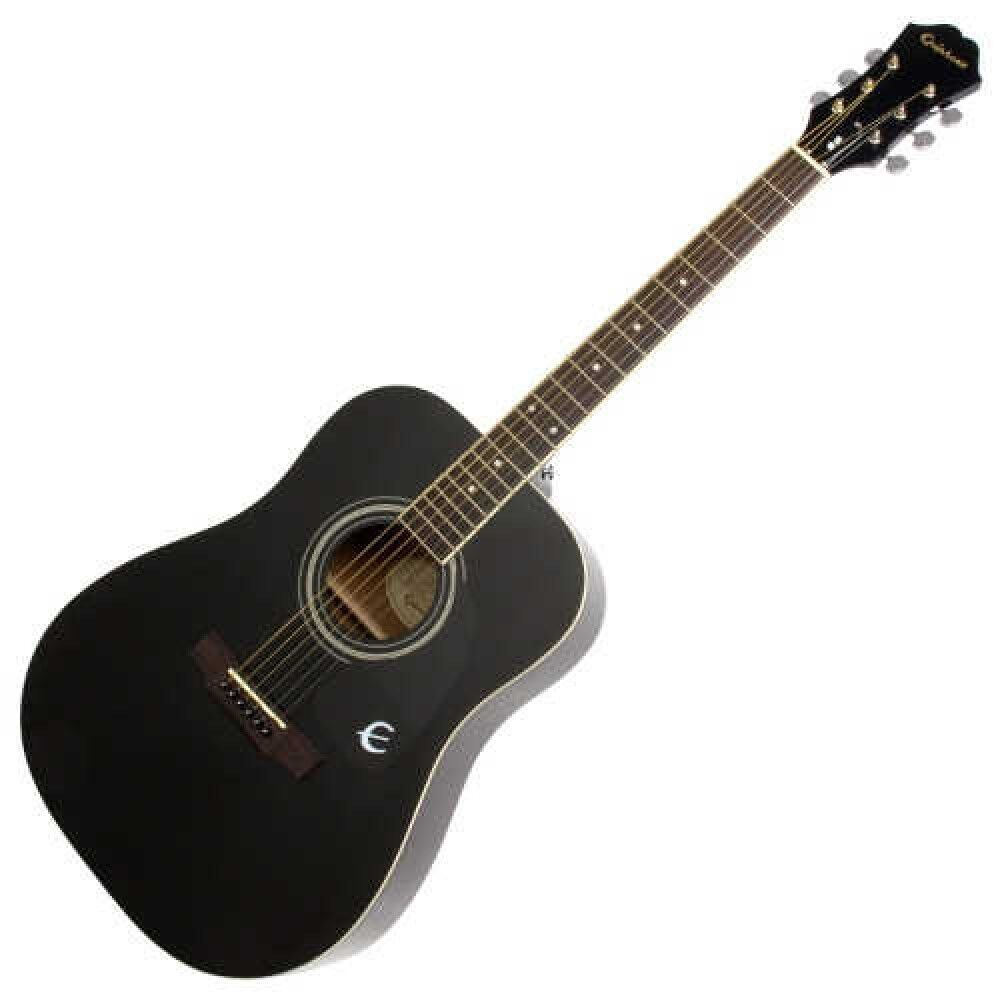 Epiphone DR-100 EB Acoustic Guitar with Softcase Fast Shipping From Japan EMS