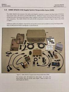 iris technology spaces II Portable military solar kit flexible