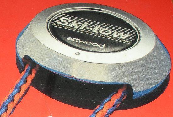 Attwood Ski Abschleppwagen Deck Pylon 3994